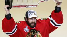 Chicago Blackhawks parting with Cup-winning G Corey Crawford