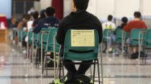 Hong Kong protests and coronavirus pandemic drive record stress levels for school leavers awaiting Diploma of Secondary Education results