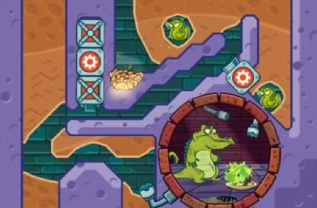 Disney introduces new 'Cranky's Story' levels for Where's My Water