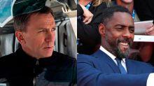 """Idris Elba y Daniel Craig comparten un momento """"Bond"""" de lo más incómodo"""