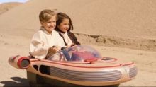 Now you can buy Luke Skywalker's Landspeeder