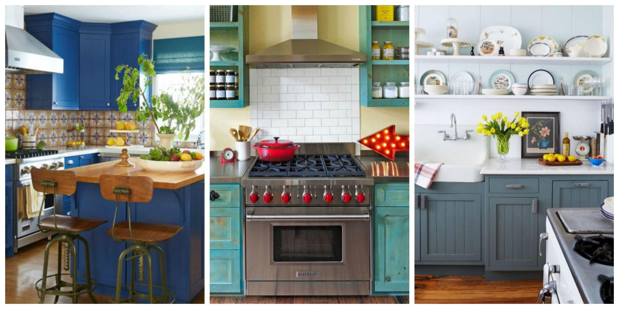 10 Beautiful Blue Paint Colors to Use In Your Kitchen - photo#37