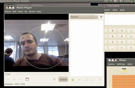 Ubuntu prototype uses face recognition to intelligently move UI elements (video)