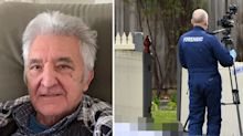 'We want to know why': Family's plea after grandfather stabbed and left on footpath