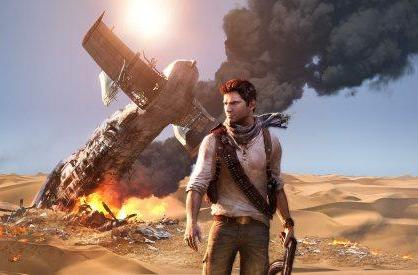Sony announces Uncharted 3: Drake's Deception with 3D support