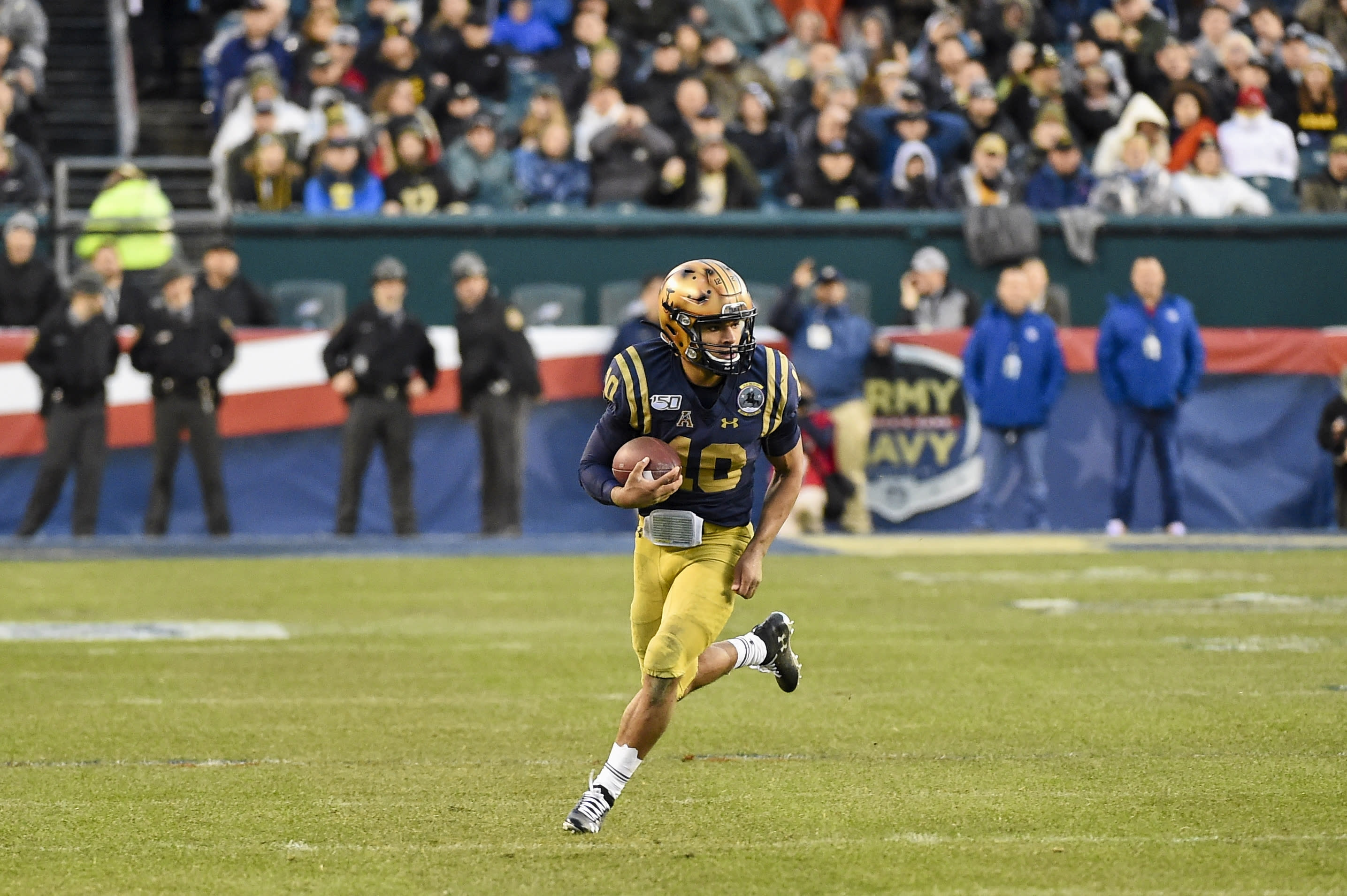 Nfl Draft Could Navy Qb Malcolm Perry Be Next Julian