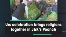 Urs celebration brings religions together in J and K's Poonch