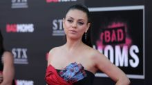 Mila Kunis told 'she'd never work again' when she wouldn't pose semi-naked