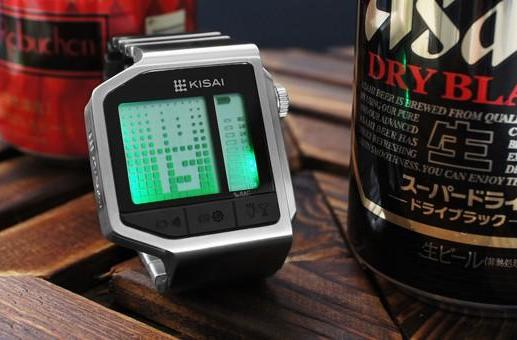 Tokyoflash intros Kisai Intoxicated watch with a built-in breathalyzer (video)
