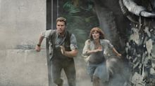 Chris Pratt and Bryce Dallas Howard to reprise their roles in Universal's'Jurassic World' ride