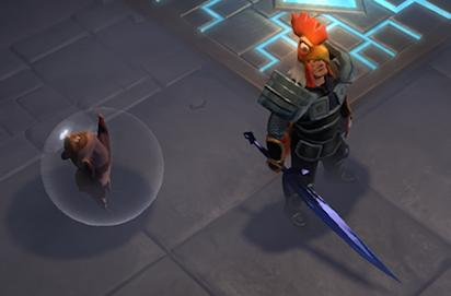 The Mighty Quest For Epic Loot adds loot-fetching pets