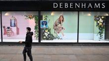 Debenhams to cut 2,500 more jobs amid pandemic