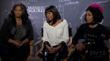 Would the 'Hidden Figures' Leading Ladies Go to Space? (Video)
