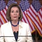 Nancy Pelosi asks House to proceed with articles of impeachment against President Trump