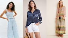 Anthropologie just slashed an extra 30% off all sale items — here are 8 must-haves