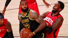 Basket - NBA - NBA : les Los Angeles Lakers égalisent face aux Houston Rockets