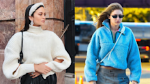 The fleece is back with a millennial makeover (and headbands, too)