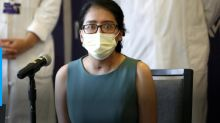 COVID-19 patient who had double transplant didn't recognize body