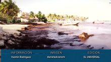 Semar alerta por llegada masiva de sargazo a Yucatán