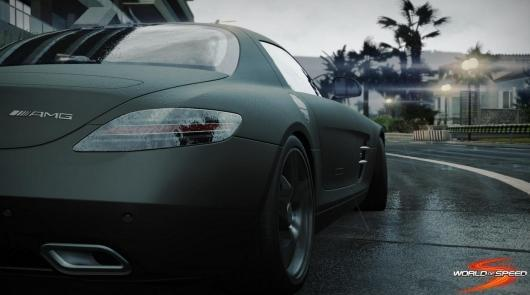 World of Speed zips through Moscow in a new trailer