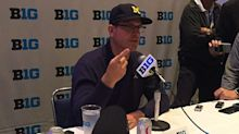 Michigan's Jim Harbaugh expects even more from Wolverines, and so should you