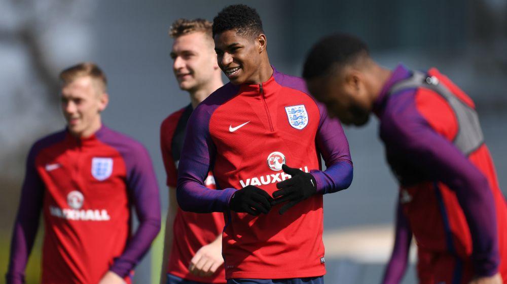 Rashford eyes Euro Under-21s spot despite Mourinho concerns