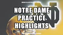 Practice highlights August 17