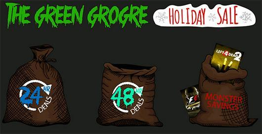 Green Man Gaming holiday sale: Alien: Isolation, Evil Within