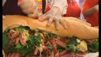 Biggest sandwich EVER? The Mexican Torta