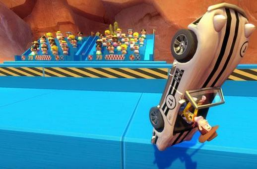 Disney Interactive likely to invest less in console games following $234M loss