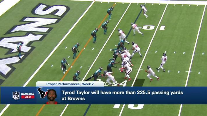 'NFL GameDay View' crew predict Week 2 stat lines