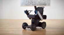 This autonomous wheelchair can help people navigate airports, museums, and more