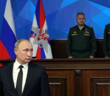 Putin lays out plans to develop missiles if US leaves treaty