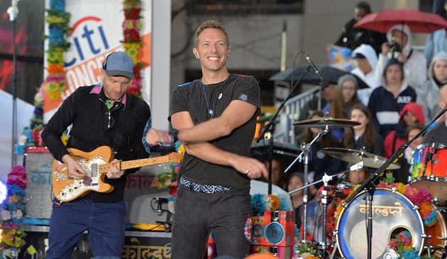 """Coldplay dévoile sur TikTok sa nouvelle chanson, """"Higher Power"""""""