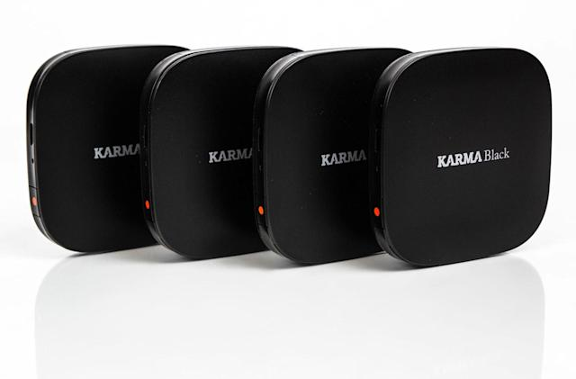 Karma's anonymizing LTE hotspot arrives January 15th