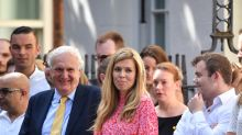 As Carrie Symonds enters the public eye, a look back on Britain's 'First Ladies'