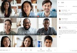 Google Meet update makes Hand Raise requests more visible