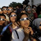 You can damage your eyes in mere seconds during the solar eclipse