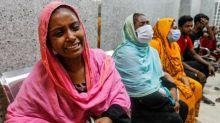 Mindestens zwölf Tote bei Explosion in Moschee in Bangladesch