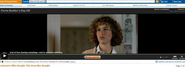 Amazon Video on Demand store open for business via Mac, PC; open beta on Sony HDTVs
