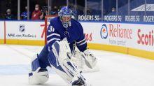Maple Leafs' Frederik Andersen to Start Wednesday Against Senators