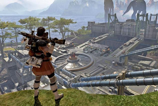 The first 'Apex Legends' map is returning for a weekend-long event
