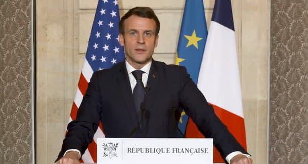 Confinement: pas de prise de parole d'Emmanuel Macron prévue ces prochains jours