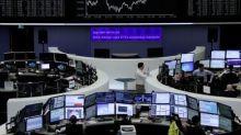 Resultados decepcionantes y tensiones comerciales pesan sobre las Bolsas europeas