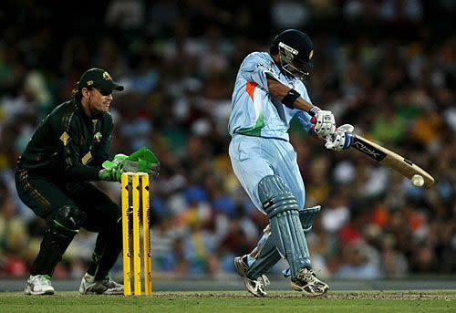 It was Gambhir's second hundred of the tournament