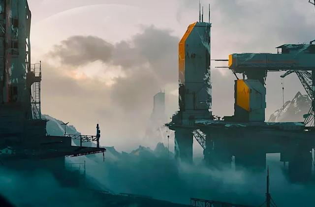 Wizards of the Coast teams with ex-BioWare devs on a sci-fi RPG