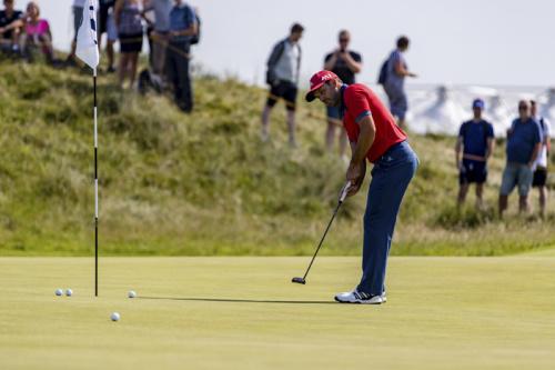 高爾夫》四大高手爭奪年度最佳球員,賈西亞有待季後賽驚奇.