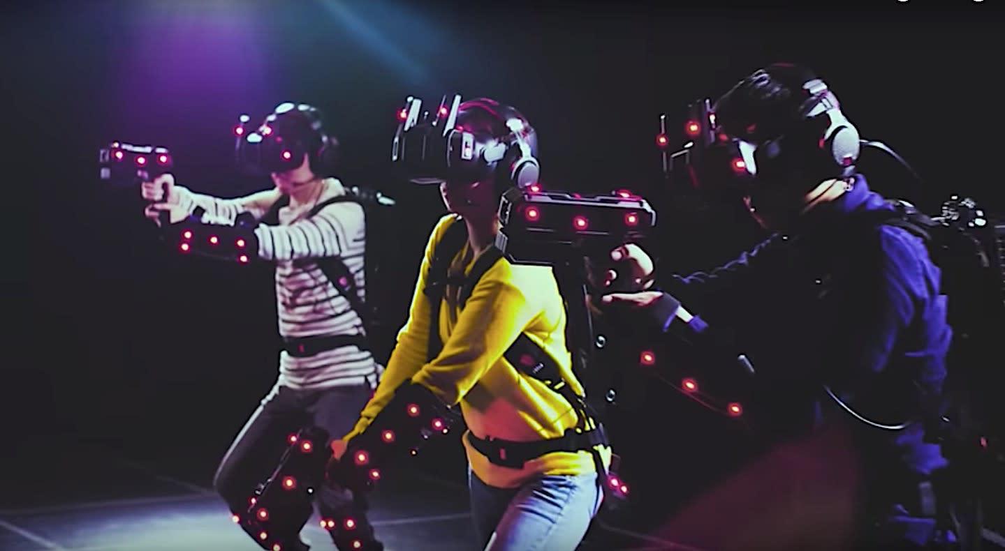 VR Zone Shinjuku / YouTube