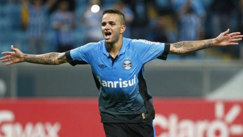 Para contar com Luan, Sampdoria faz nova proposta ao Grêmio
