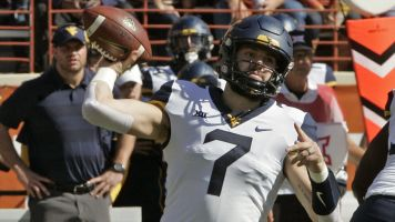Will Grier ready to play myth buster with scouts